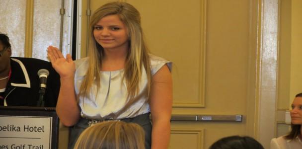 Emily Colley--FTA Pres