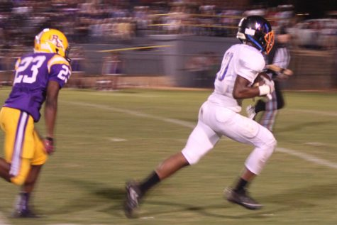 Dogs spoil Choctaws' anniversary of 100 years of football