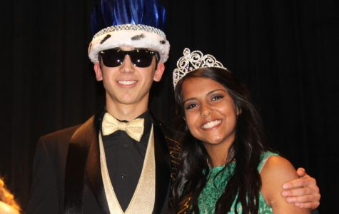 Martinez and Harbuck crowned Mr. and Miss Montevallo