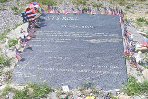 Flight 93 victims make courageous decision