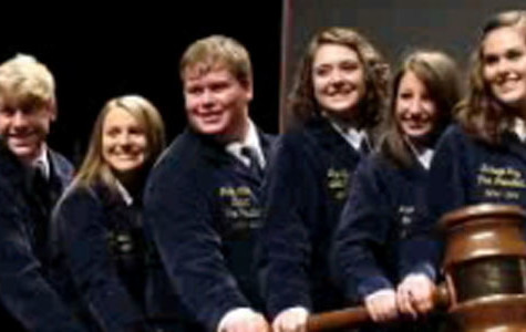Ray selected as FFA State President