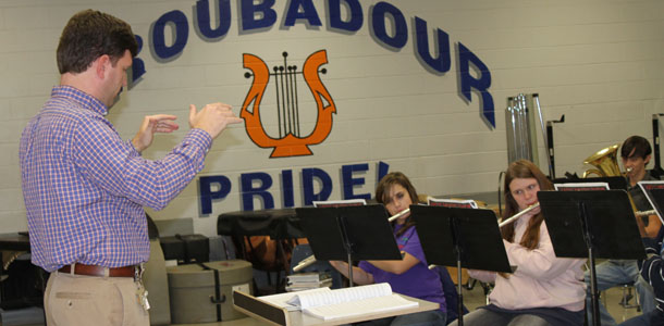 Lawley honored as Teacher of the Year
