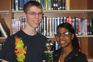 Students vie for Poetry Out Loud state title