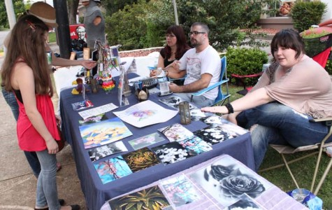 Art Walk promotes Montevallo's artists