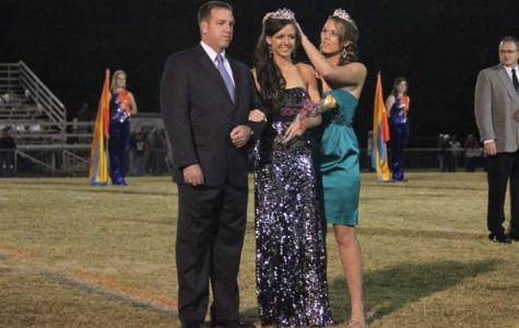 Draper selected as Homecoming Queen