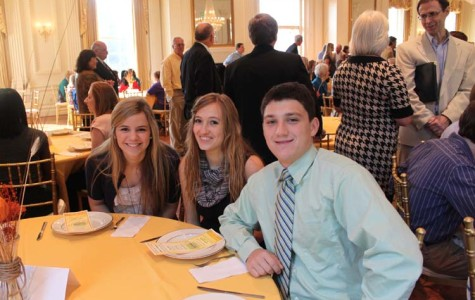 Students attend Mayor's Breakfast