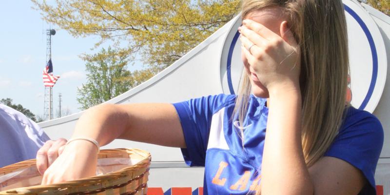 Students win Talladega race tickets for academic improvement
