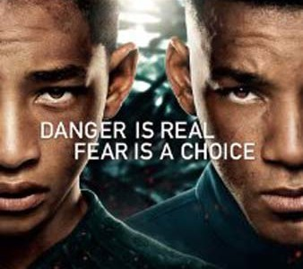 After Earth thrills with sci-fi action