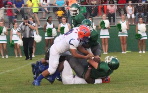 Bulldogs fall to Dallas County in Jamboree game