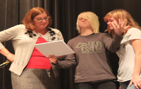 Theatre students perform in community productions