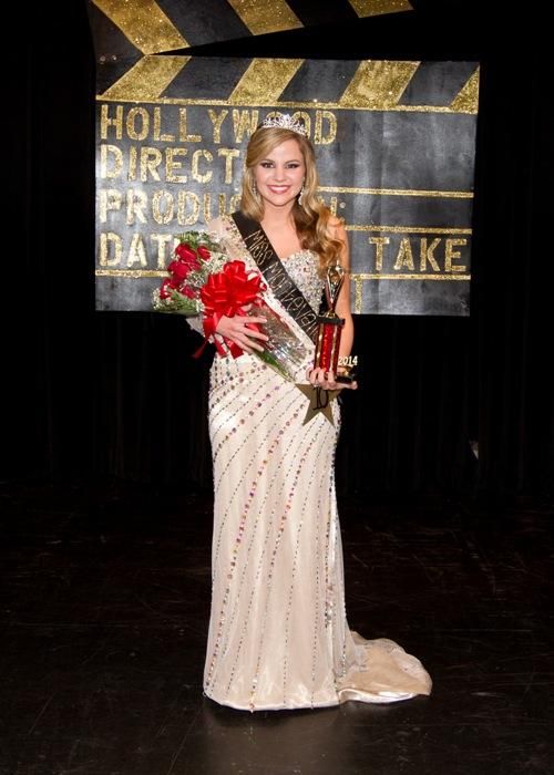 Emily Colley wins pageant
