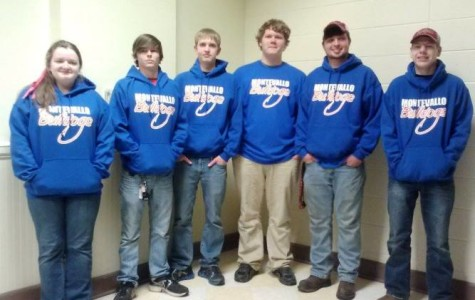 Fishing team attends area tournaments