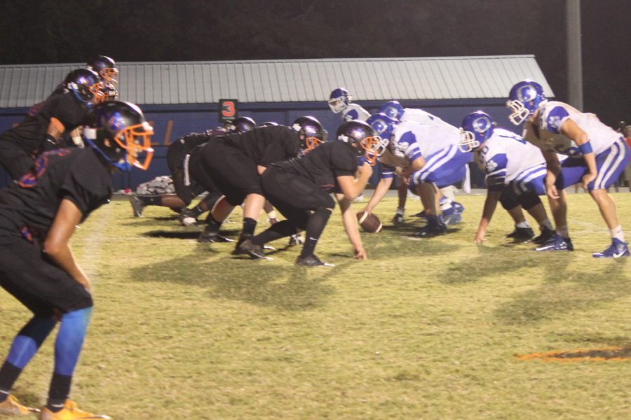Dogs defeat Oakman in last second thriller