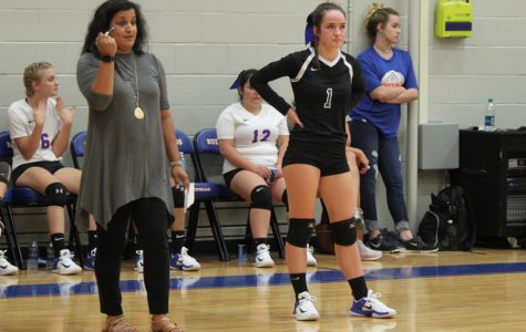 Volleyball team welcomes new coach
