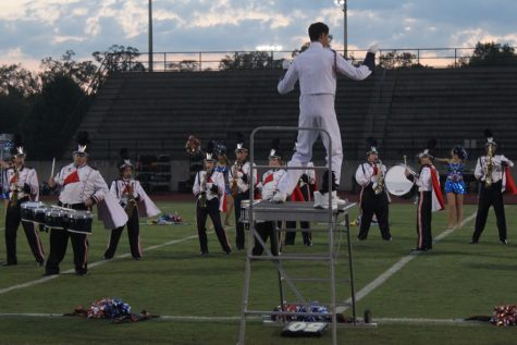 With all superior ratings, Troubadours head to last competition