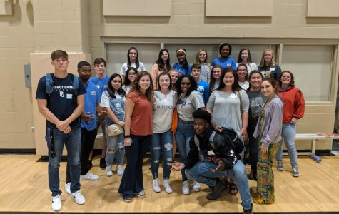 Dawg Impact attends Leadership Conference