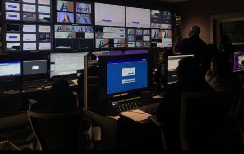 Broadcast members learn new skills