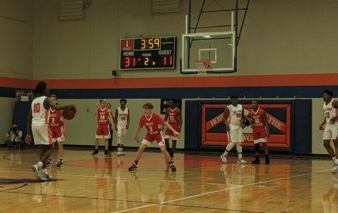 Dunkin into the basketball season