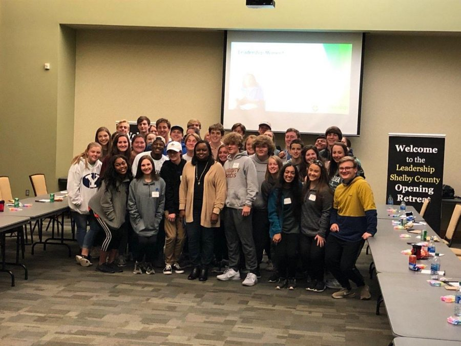 Young leaders attend retreat