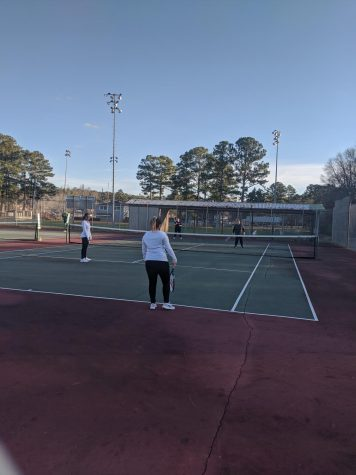MHS tennis team kicks off new season