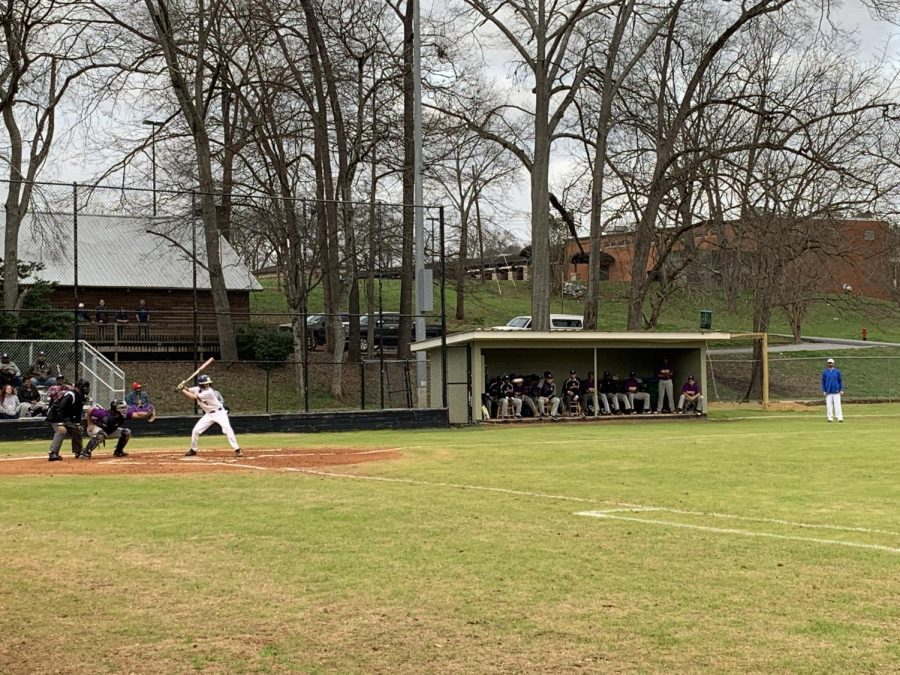 Dawgs baseball opens the season with a win
