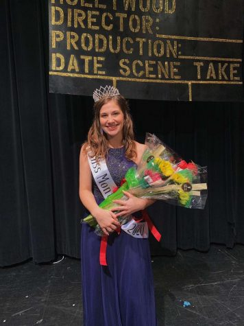 Montevallo girls go Hollywood on pageant night