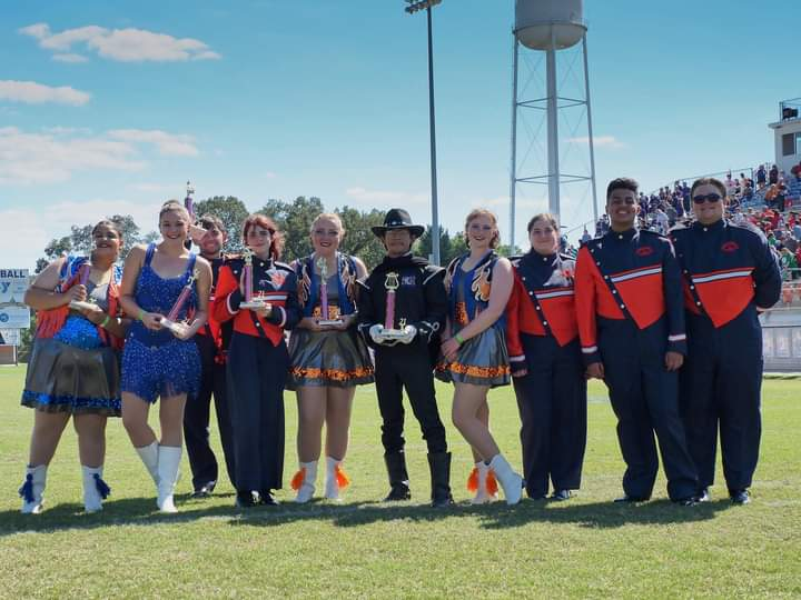 Montevallo Troubadours Celebrate First Competition
